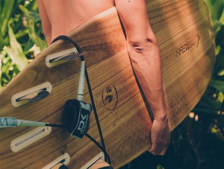 Basisregels tijdens het surfen
