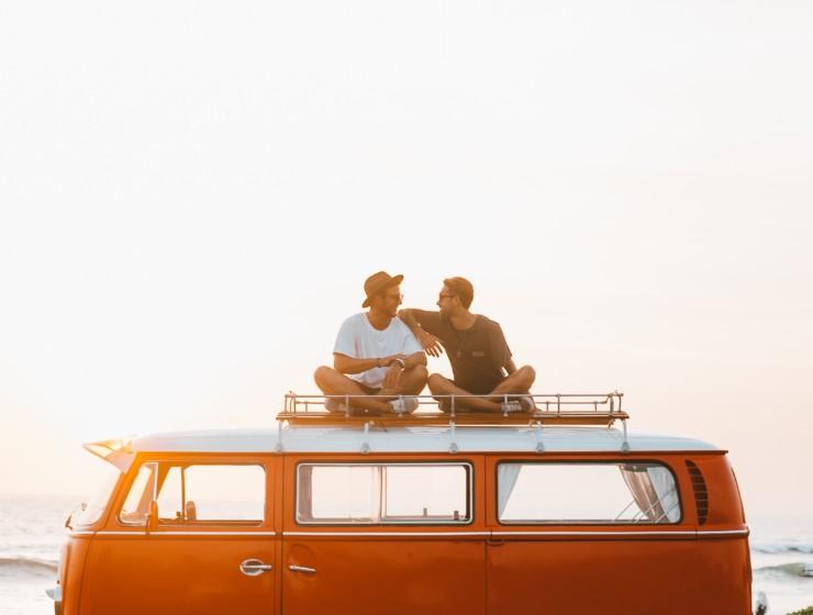 Ga op roadtrip surf vakantie!